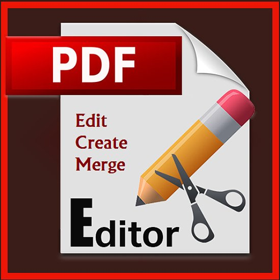 PDF Editor Software Create,Edit,Retext With Good Quality Editor