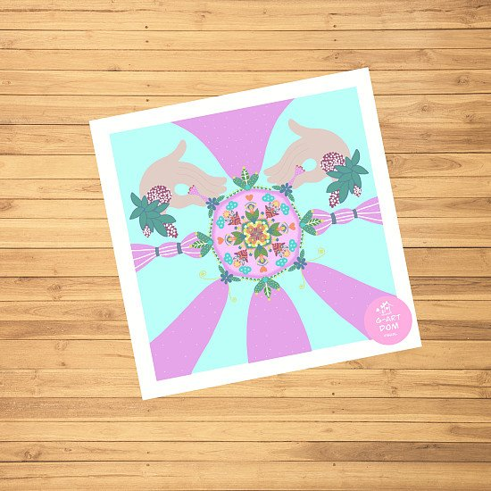 Get 10% off on this ART PRINT