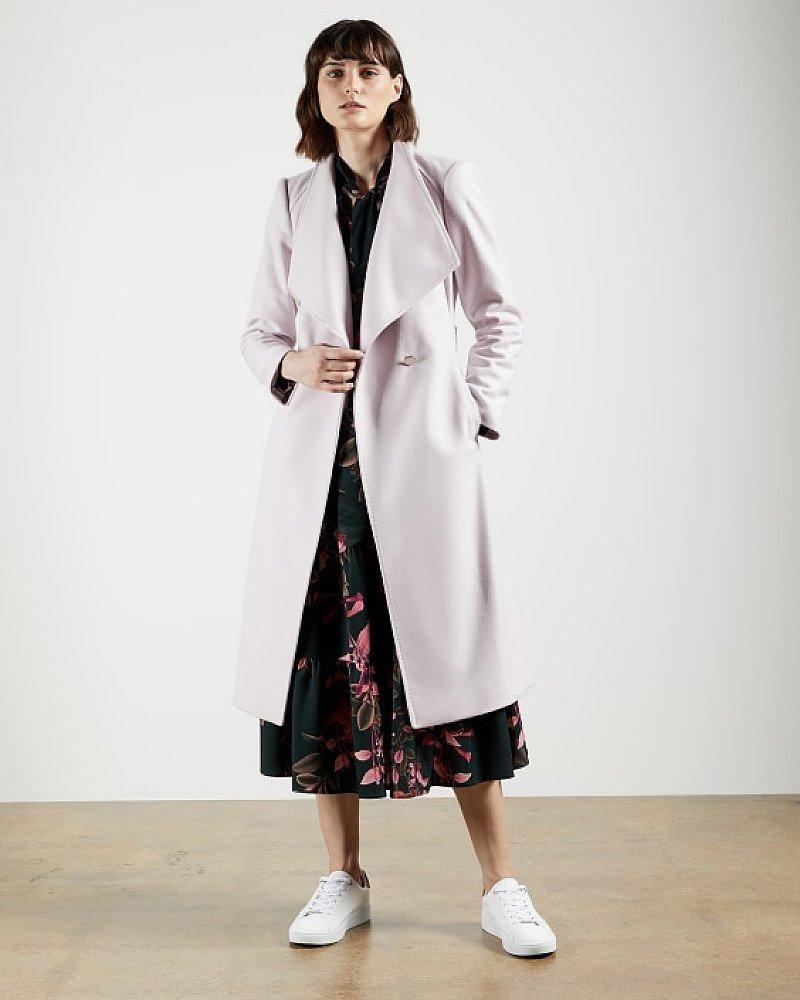 SALE - Wool wrap coat!