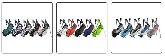 Christmas Deals - Get the 2021 Sun Mountain Bags Including a Free Gift!