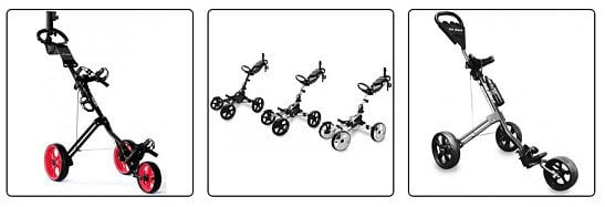 Christmas Deals - Get Push / Pull Trolleys from £79.99!