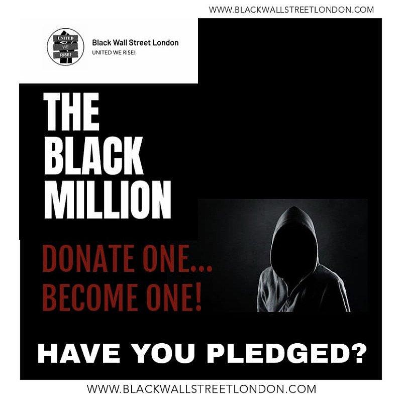 THE BLACK MILLION CAMPAIGN