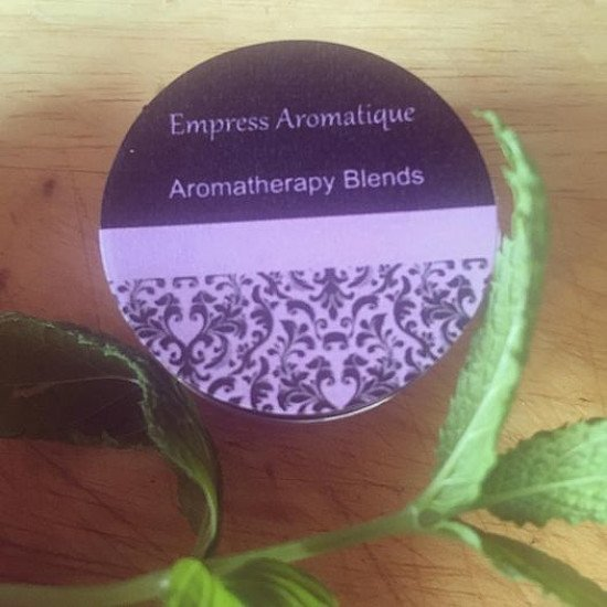 Aromatherapy rose and neroli beeswax hand cream