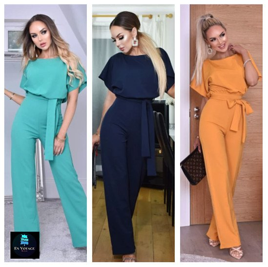 BATWING JUMPSUIT - Limited  Stocks - Now for only £27.99