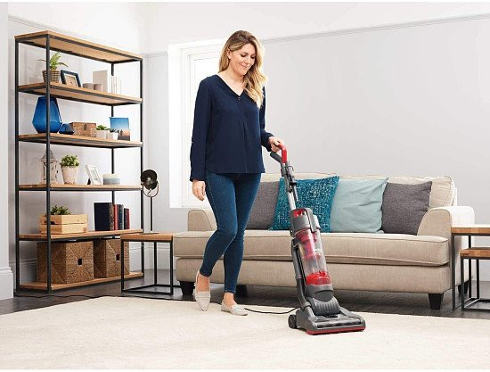 SALE - Beko Delux with Turbo Brush VCS5125AR Upright Vacuum Cleaner!
