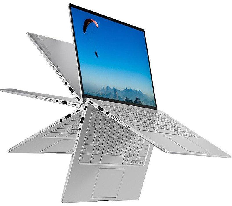 "Asus Flip 2-in-1 Chromebook C434 14"" - Silver - £599.00!"