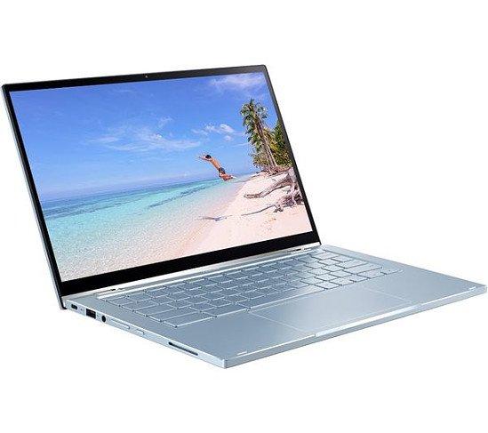 "Asus Flip Chromebook C433TA 14"" - Silver: £399.00!"