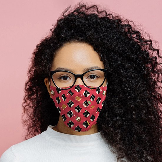 Buy 3 Washable / Reusable Face masks Get 1 Free