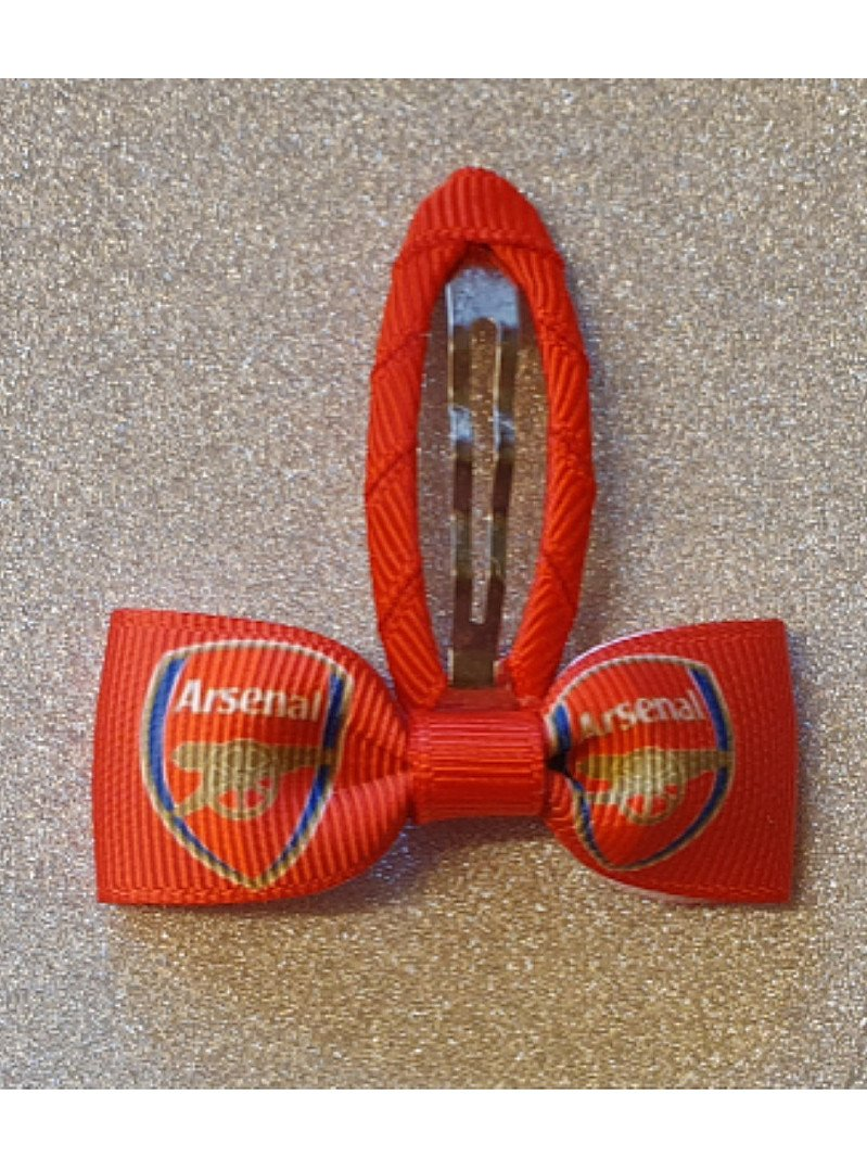 Arsenal Mini Hairbow or Headband