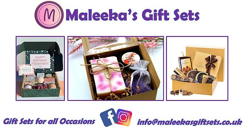 Maleeka's Gift Sets - Gift Sets for all Occasions