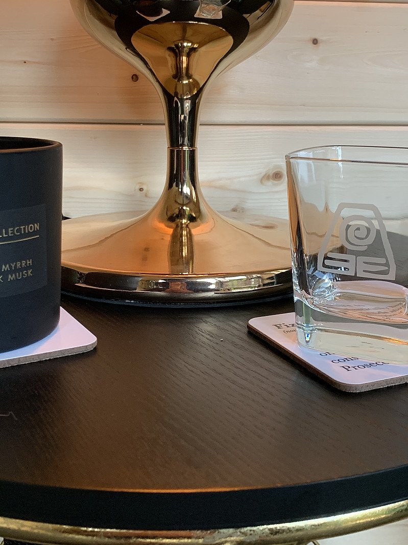 New Etched Whiskey Glasses in stock!