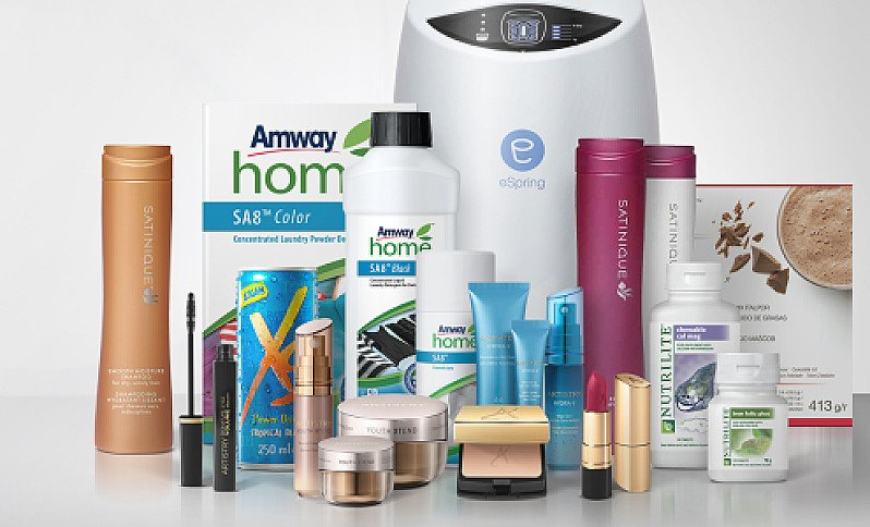 Amway home, beauty and health