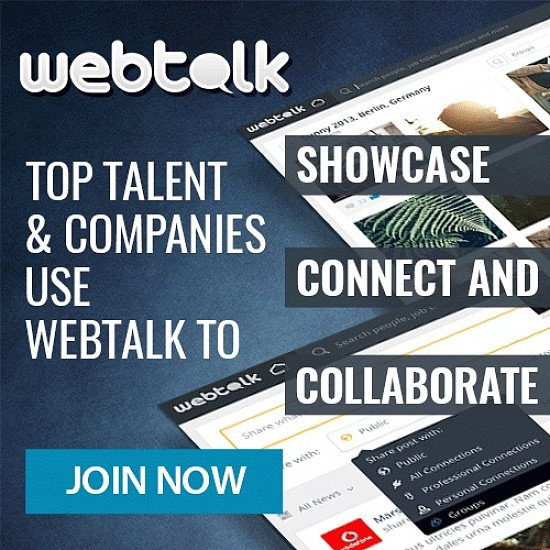 Free to join Webtalk