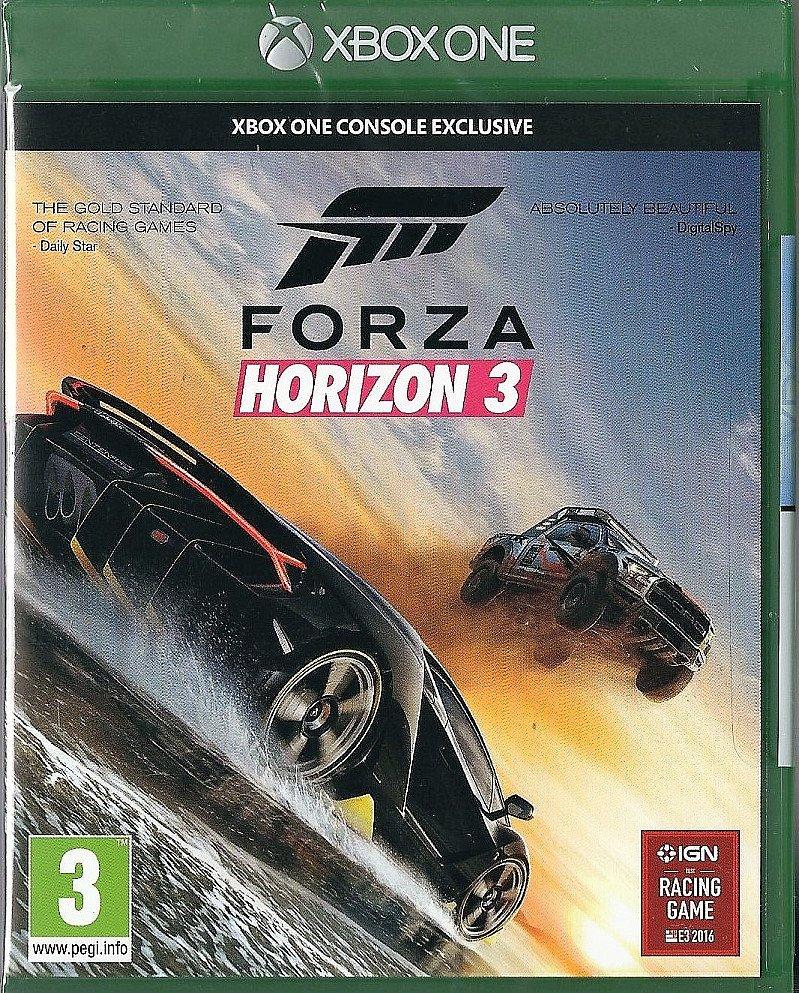Xbox One Forza Horizon 3 (BRAND NEW)