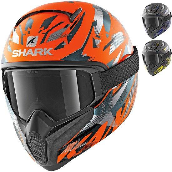 Save - Shark Vancore 2 Kanhji Motorcycle Helmet