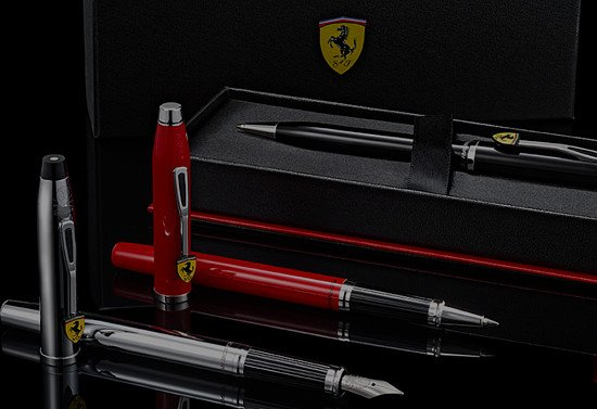 Shop Cross for Scuderia Ferrari - Available Now!