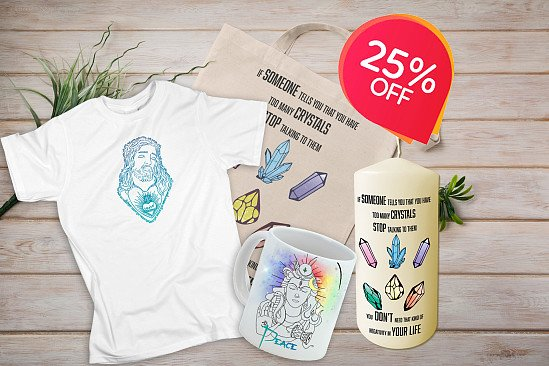 Spiritual Sales To Get You Through Though Times 25% Off