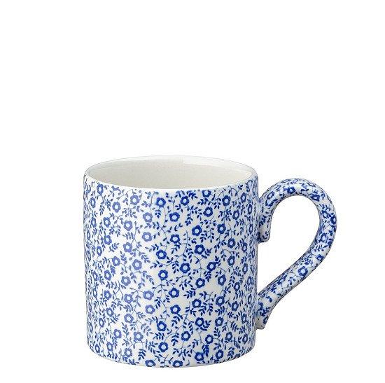 Dark Blue Felicity Mug 284ml/0.5pt- £22.00!
