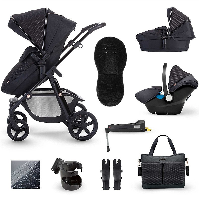 SAVE 23% - Silver Cross Pioneer Eclipse Special Edition Travel System Bundle From