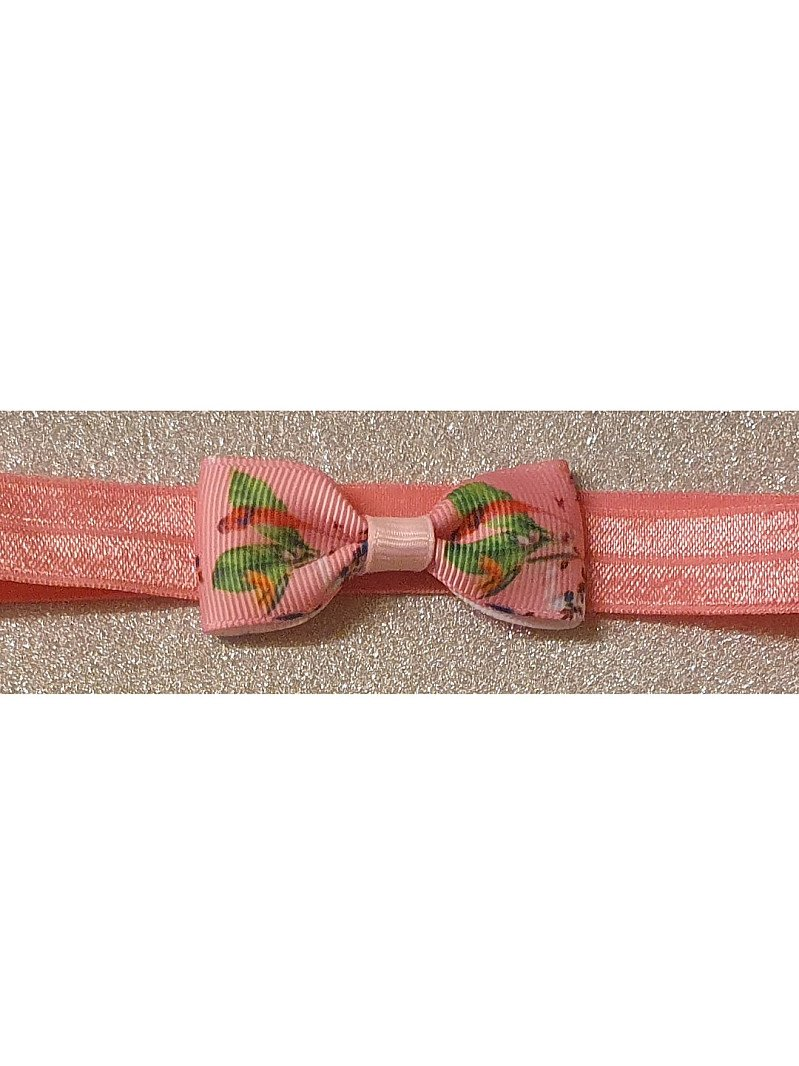 Tedbaker Pink Oasis Mini Bow Headband