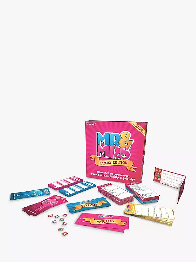 Mr & Mrs Family Edition - £19.99!