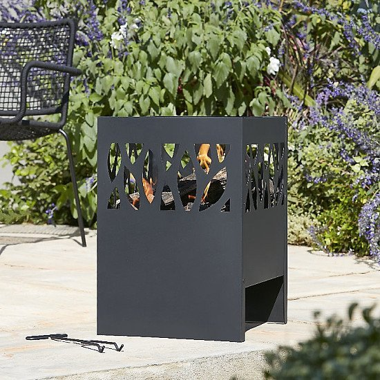 Blooma Anabar Steel Firepit: £27.00!