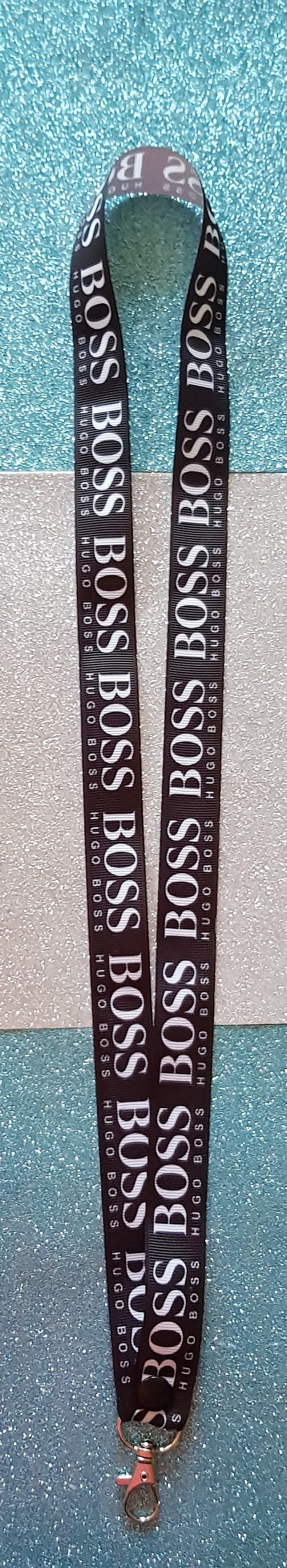 Hugo Boss Lanyard Id badge holder