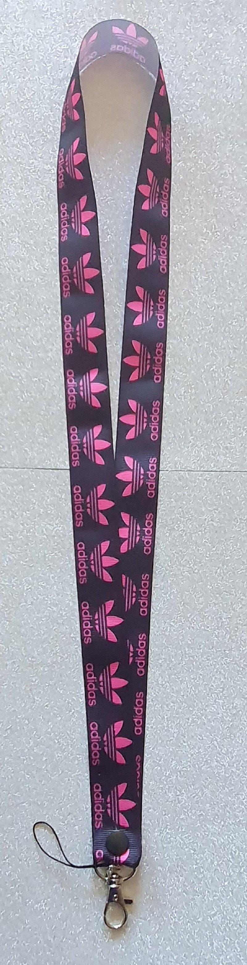 Adidas Lanyard Id Badge Holder