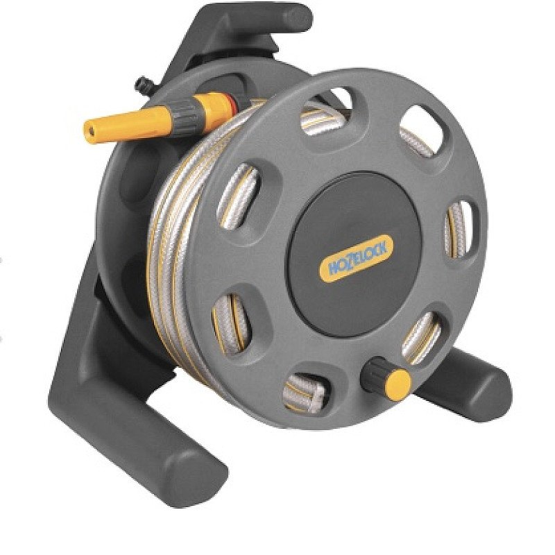 Hozelock Compact Reel with 25m Hose