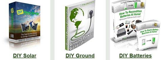 DIY Green Energy