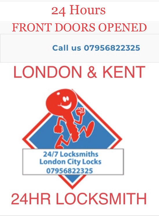 Locksmith services front doors opened fast
