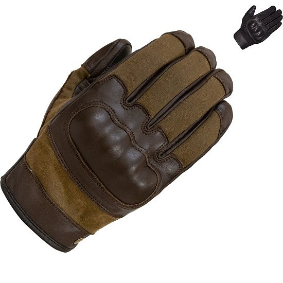Save 32% Off Merlin Glenn Leather Motorcycle Gloves - Valentines Day Gift Idea