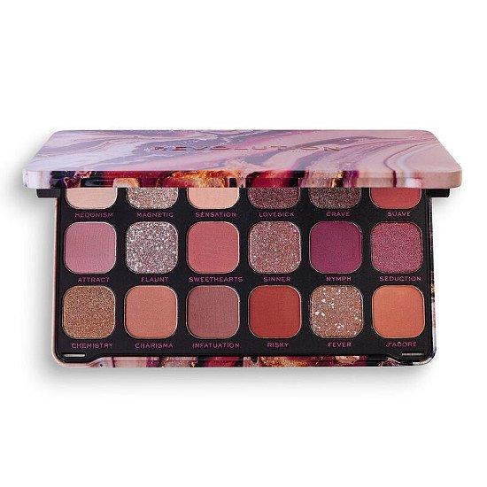 3 FOR 2 - Makeup Revolution Forever Flawless Allure Eyeshadow Palette!