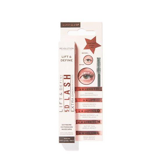 3 FOR 2 - Makeup Revolution 5D Lash Mascara!