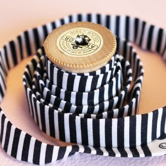 Put A Stripey Binding On It!