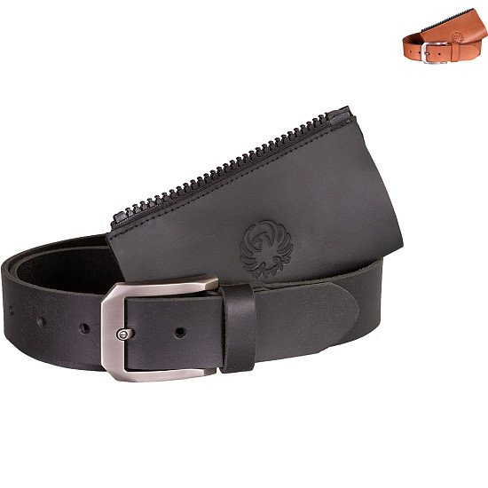 New in! Merlin Leather Connecting Belt - £39.99