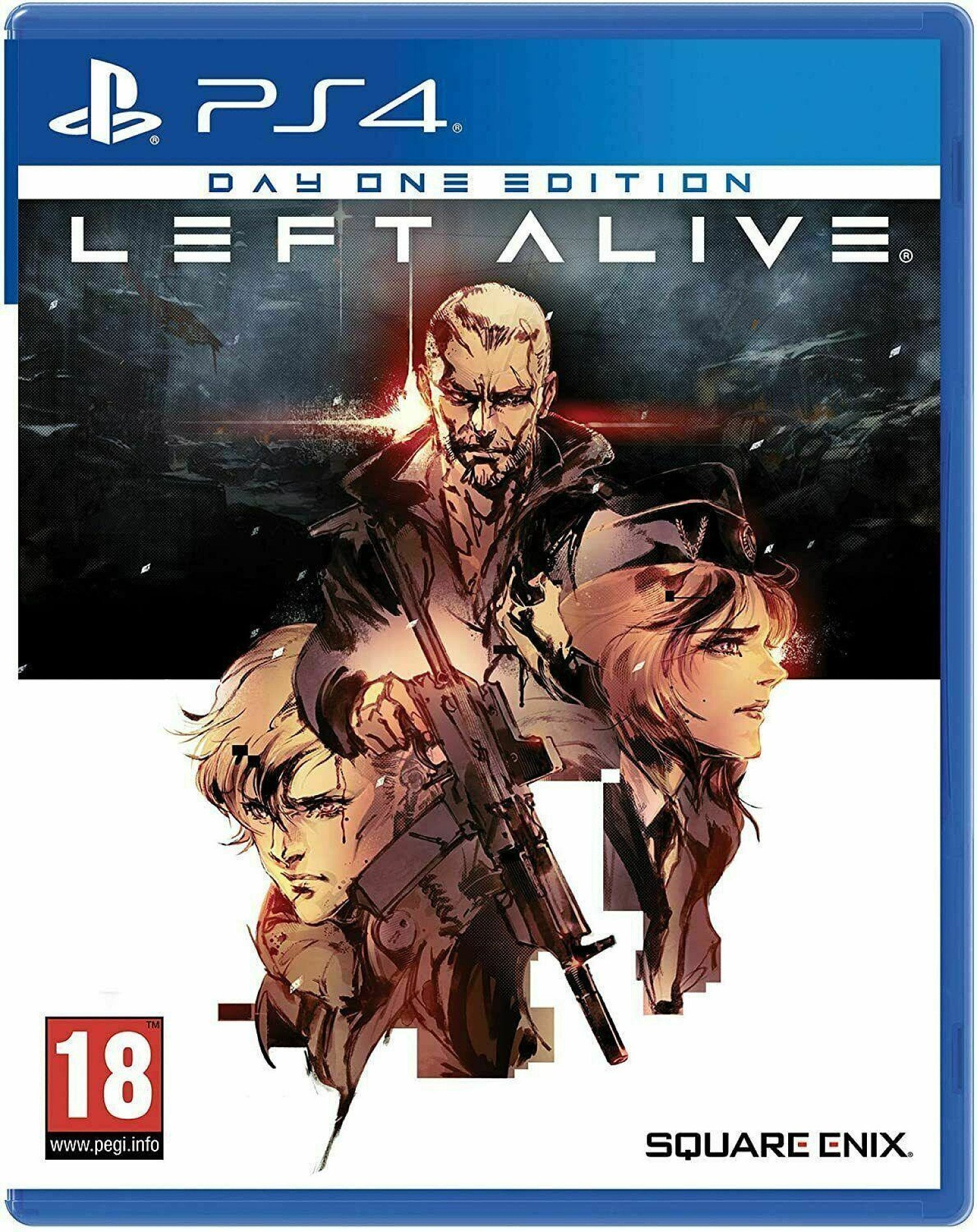 Playstation 4 Left Alive - Day One Edition (PS4) BRAND NEW
