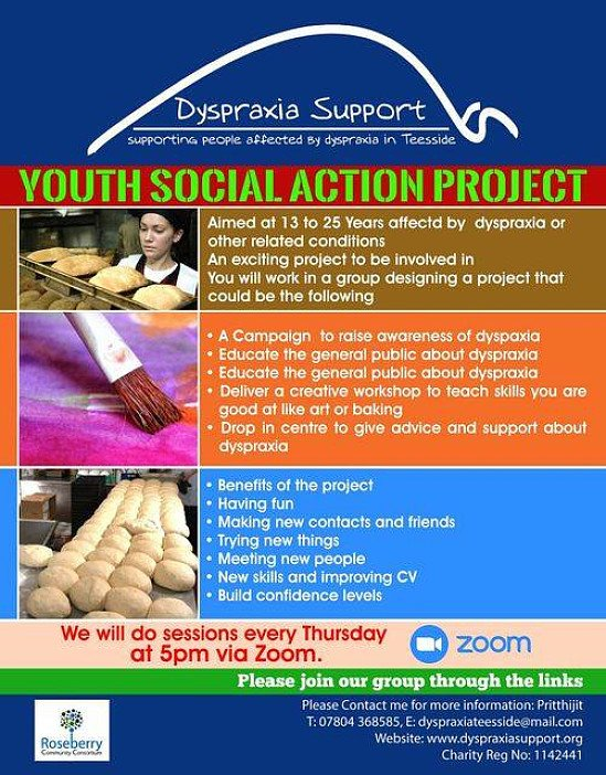 YOUTH SOCIAL ACTION PROJECT