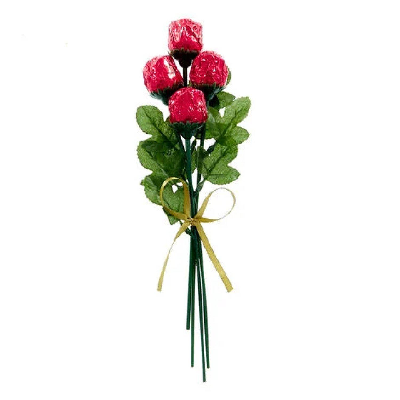 Chocolate Rose Bunch 28g - £2.49