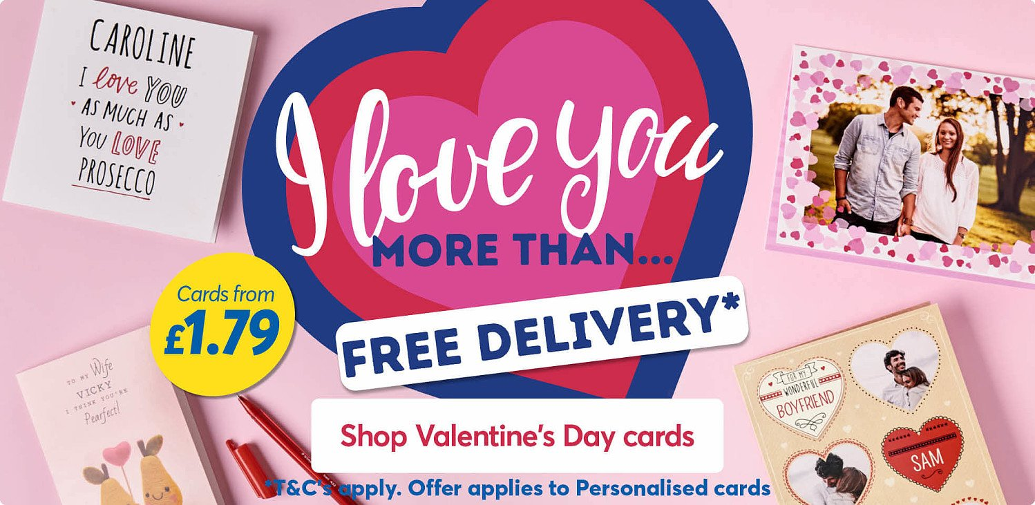 Shop Valentines Day Cards and Gifts!
