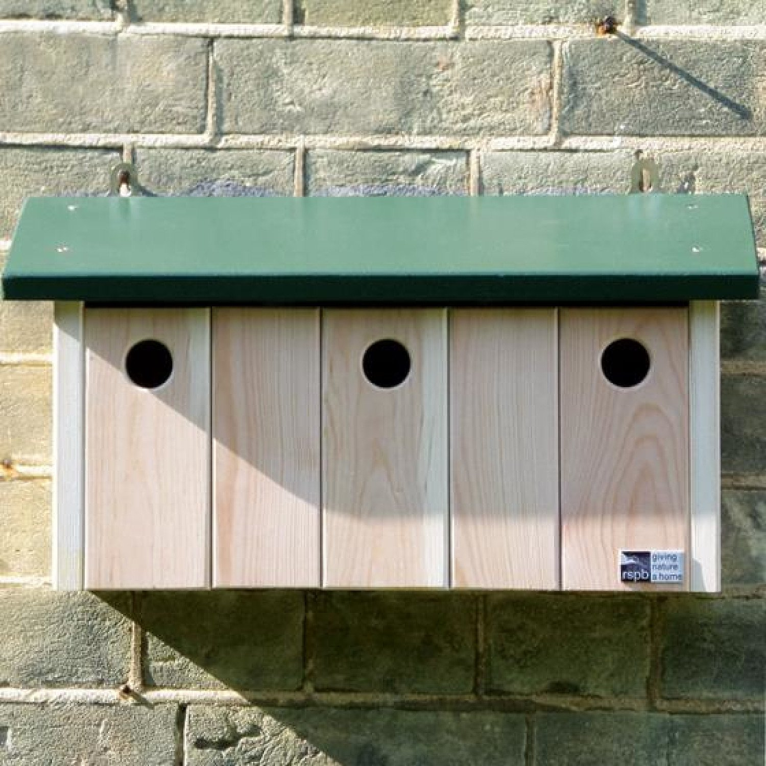 Birdwatching Trend 2021 - RSPB Sparrow Terrace Nest Box