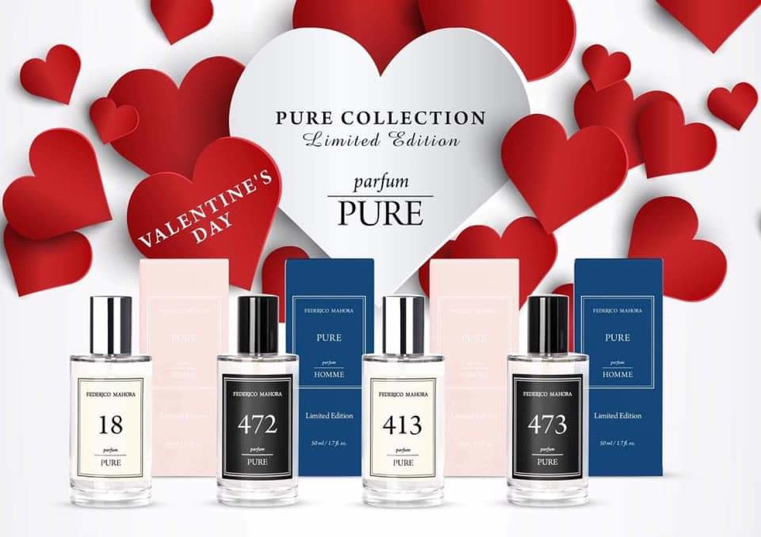 20% off Selected Pure Fragrances