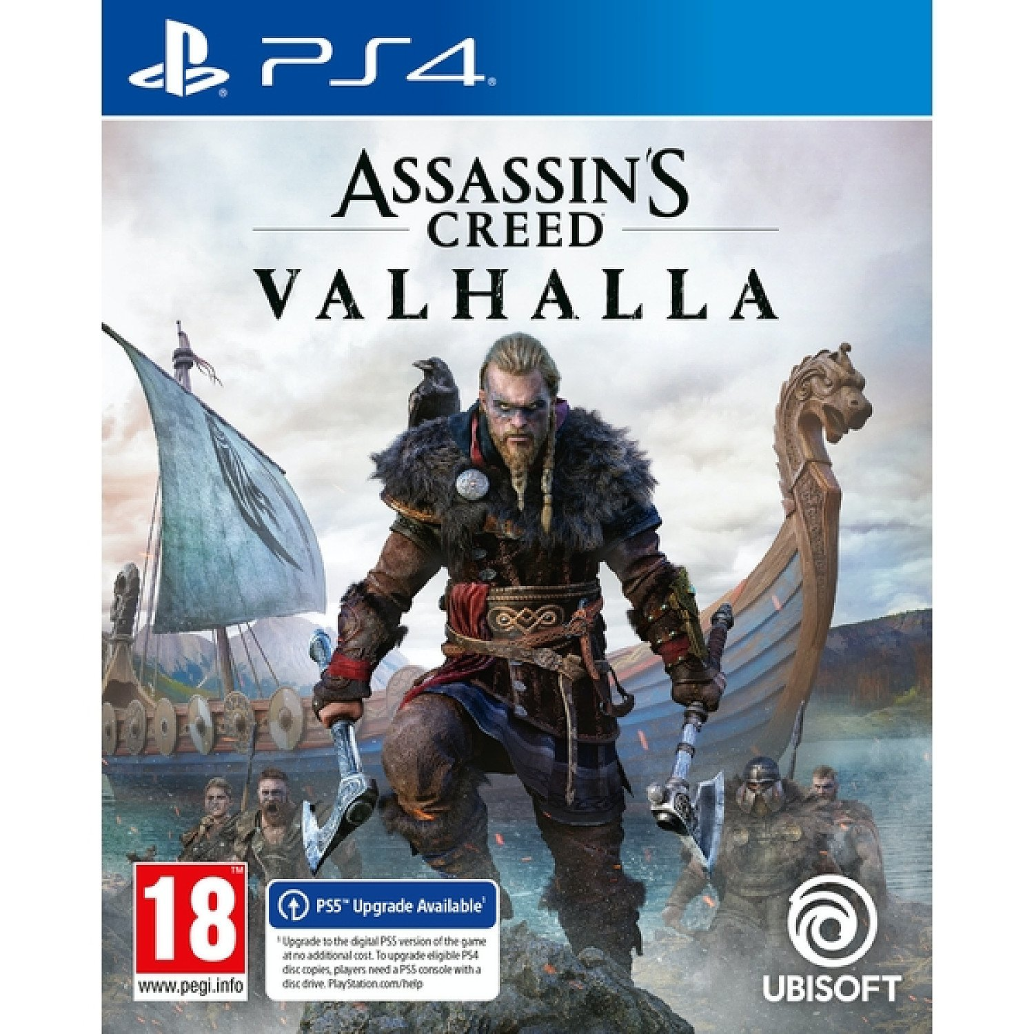 SAVE £2.00 - ********'s Creed Valhalla PS4 Game!