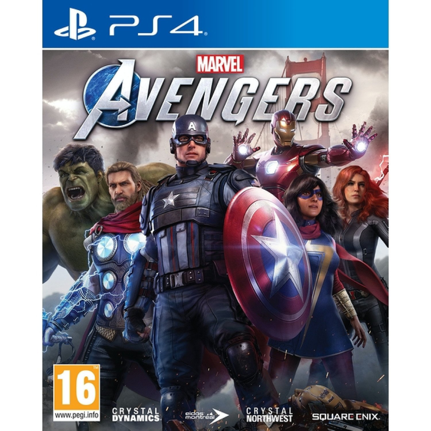 SAVE £20.00 - Marvel's Avengers PS4 Game!