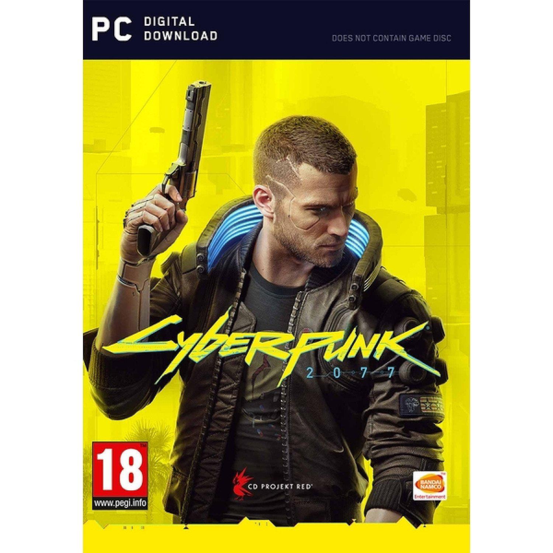 SAVE £7.00 - Cyberpunk 2077 PC Game [Download Code In Box]!