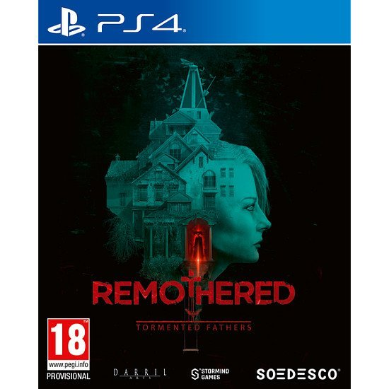 SAVE £2.00 - Remothered Tormented Fathers PS4 Game!