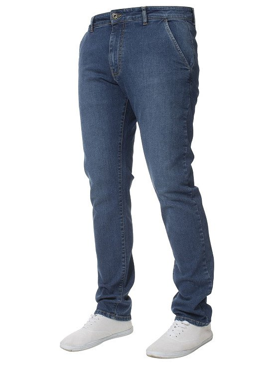 Clearance | Mens Denim Slim Fit Stretch Jeans - £14.99!