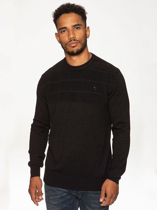 Mens Designer Voyage Crew Neck Sweatshirt - £16.99!