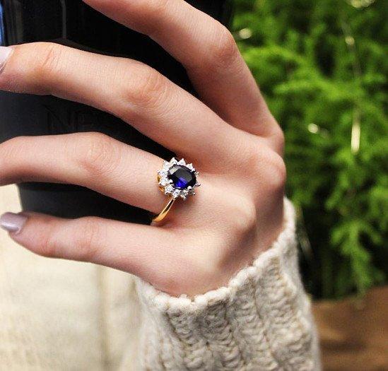 SALE - Royal Engagement Ring!