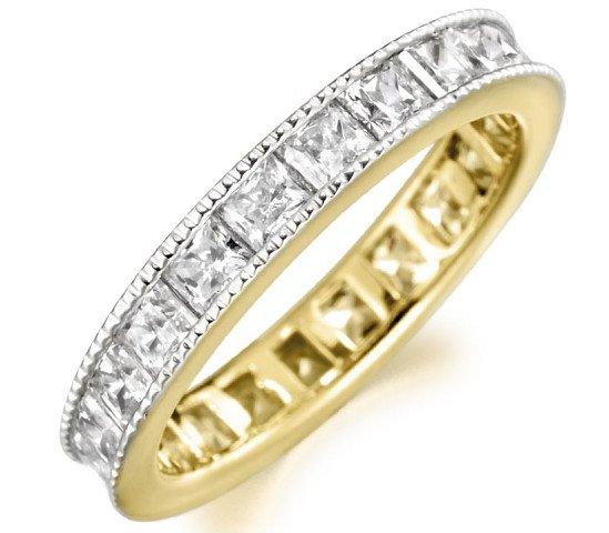 SALE - Princess Style Eternity Ring!